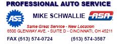 Schwallie Auto Service